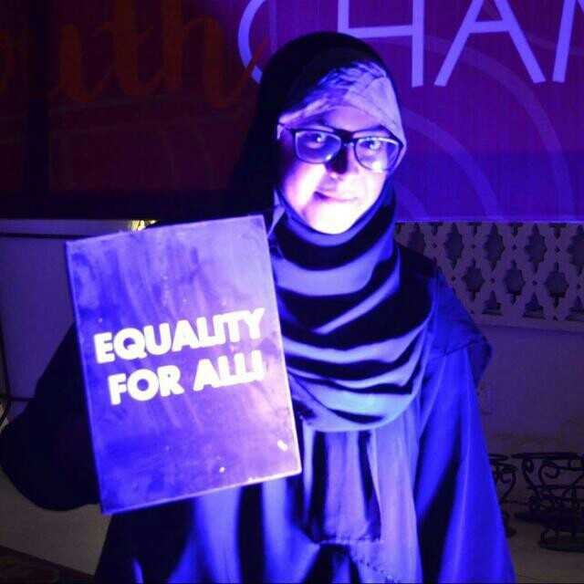 mahira ahmed equality for all