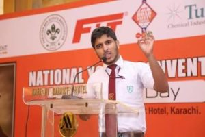 kumail raza youth Parliament