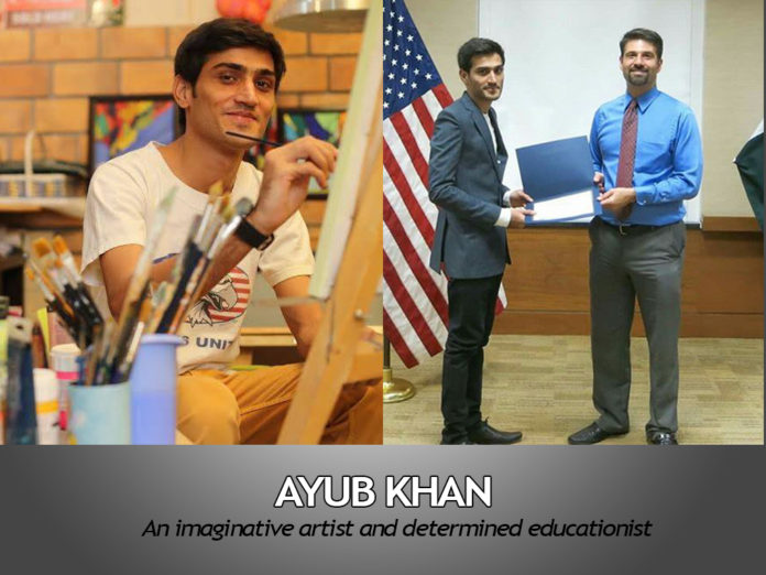 artist, lyari, educationist