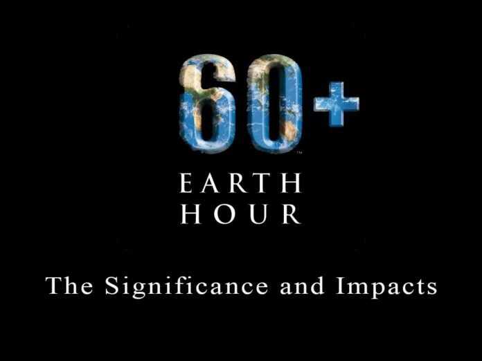 Earth Hour. what is earth hour?