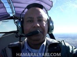 Dr. Rafat Ansari; Scientist, Academician, and Pilot