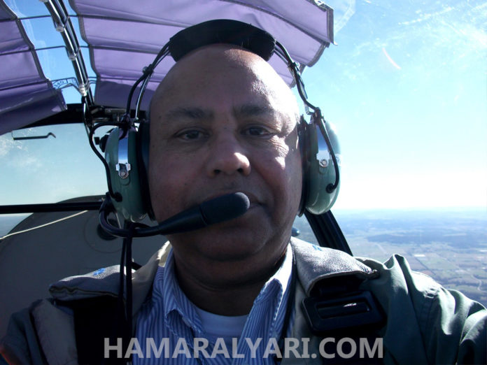 Dr. Rafat Ansari; Scientist, Academician, and Pilot