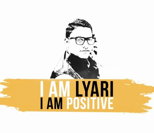 Lyari perception is to change