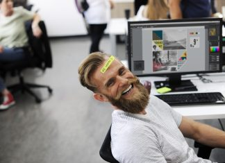 Happiness at workplace