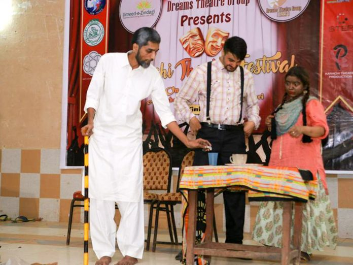 Theatre in Lyari, Theatre, Youth in Lyari