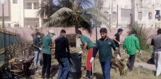 Clean Karachi, Lyari YOuth