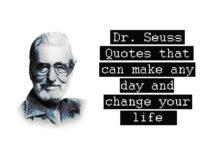 Dr. Seuss Quotes, Change life