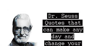 Dr. Seuss Quotes, Change life, quotes, life