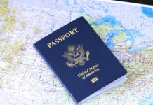 passport colour
