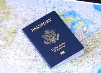 passport colour, reason