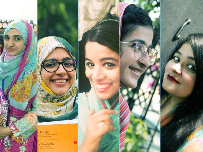 girls of Lyari, diversity