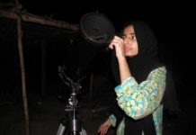 girl with vision, Lyari girl, sama, astrophysicist,